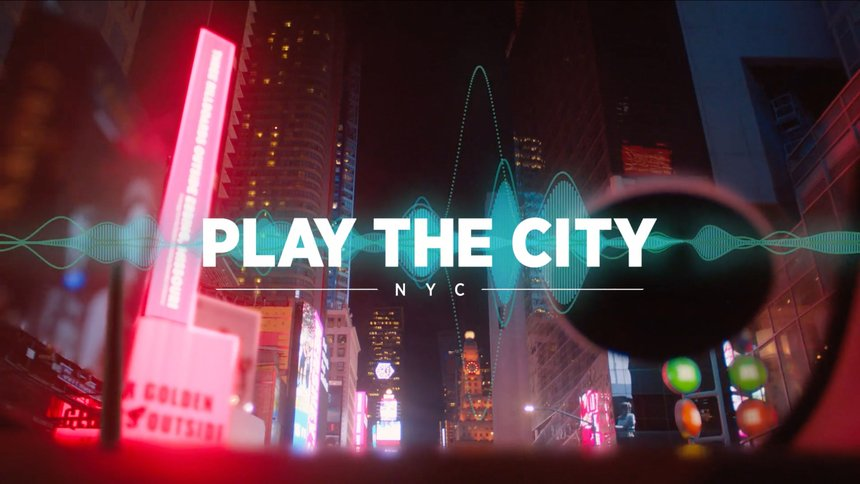 GRAMMYs Play the City