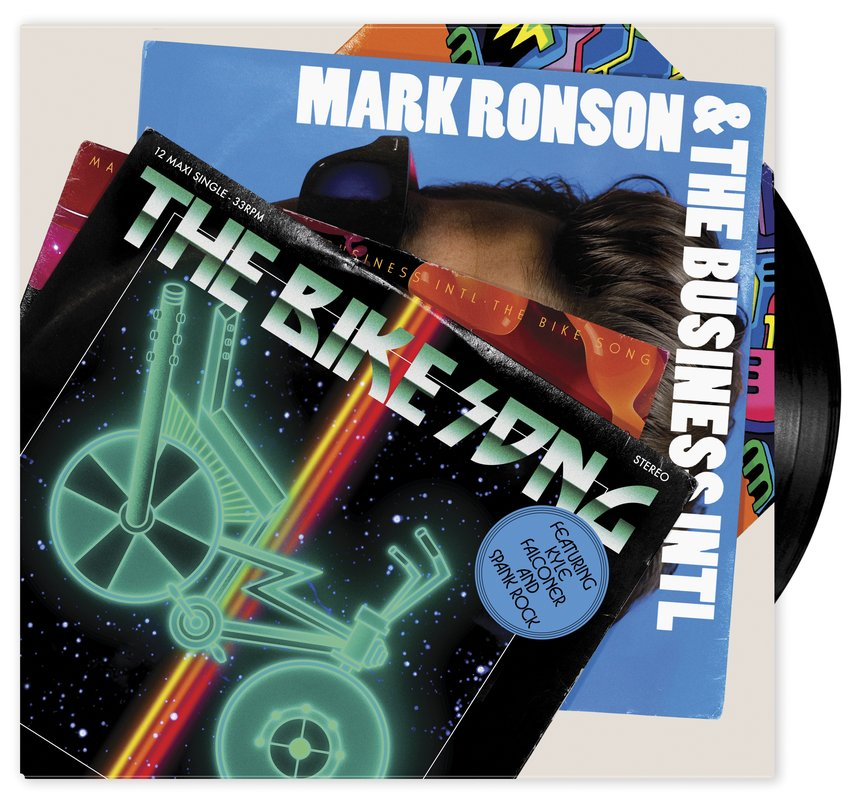 Mark Ronson - The Record Collection