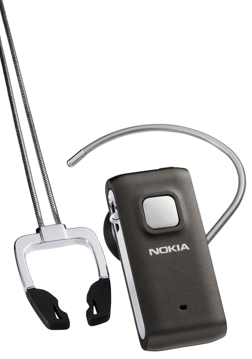 Nokia Wireless Bluetooth Headset BH-800