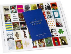 A Catalogue of Curiosities, Relics, Art & Propaganda