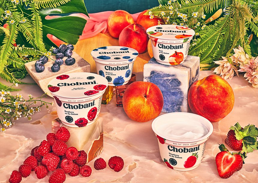 Re-imagination of Chobani