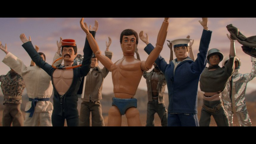 "MoneySuperMarket.com ""Epic Action Man"""