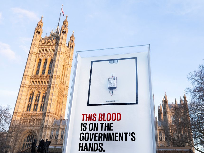 The Illegal Blood Bank