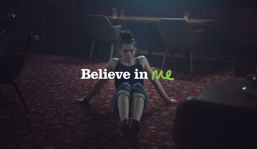 Believe In Me - Gymnast