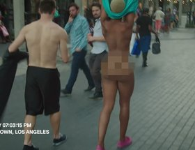 VH1 Dating Naked: Naked Dancing Stunt