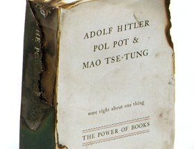 Adolf Hitler, Pol Pot & Mao Tse-Tung
