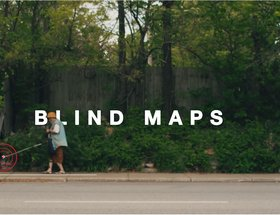 Blind Maps Wayfinding