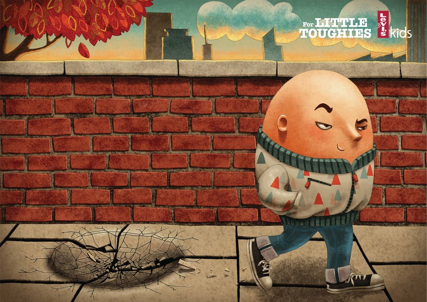 Levi's Kids – Humpty