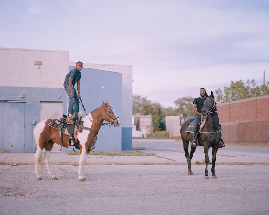Cian Oba-Smith: Concrete Horsemen