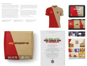 Burger King McWhopper Campaign