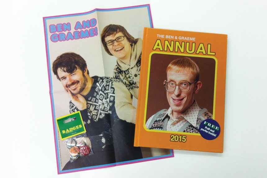 The Ben & Graeme Annual 2015