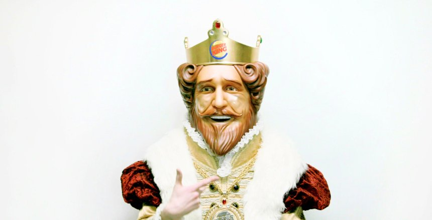 Burger King + DAVID, 4 years of collaboration