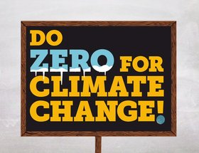 Do Zero for Climate Change!
