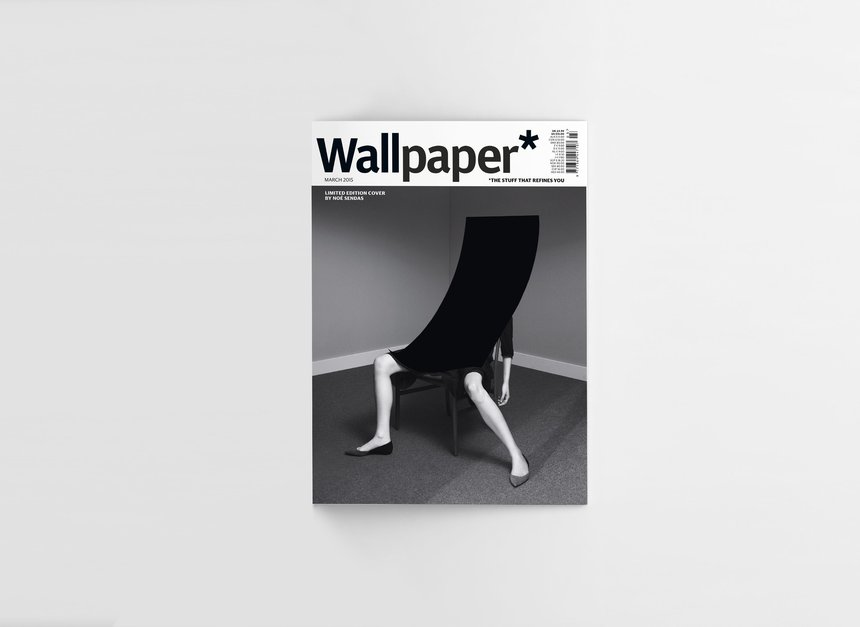Wallpaper* March 2015 covers