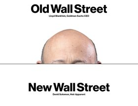 Bloomberg Businessweek – Old Wall Street / New Wall Street