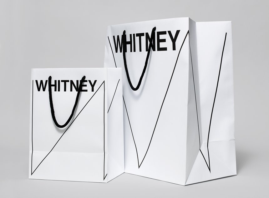 Whitney Musuem of American Art Identity