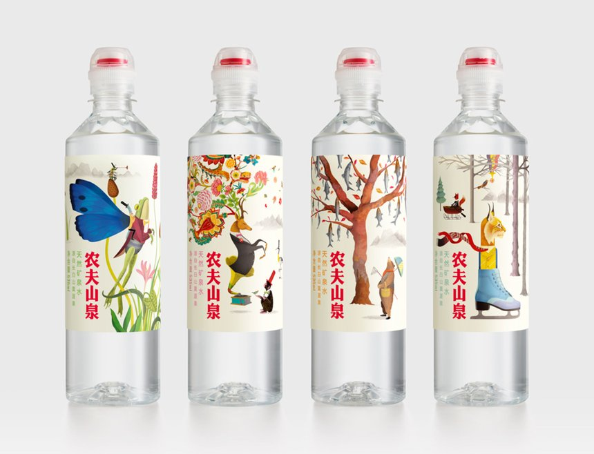 Nongfu Spring Mineral Water for Kids