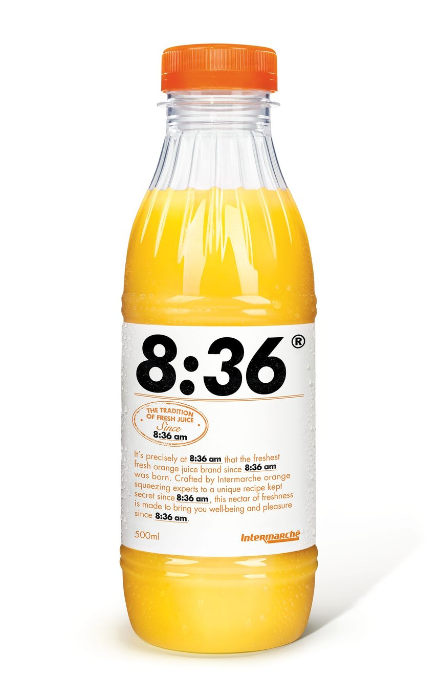The Freshest Orange Juice Brand