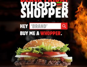 Black Friday Whopper Shopper