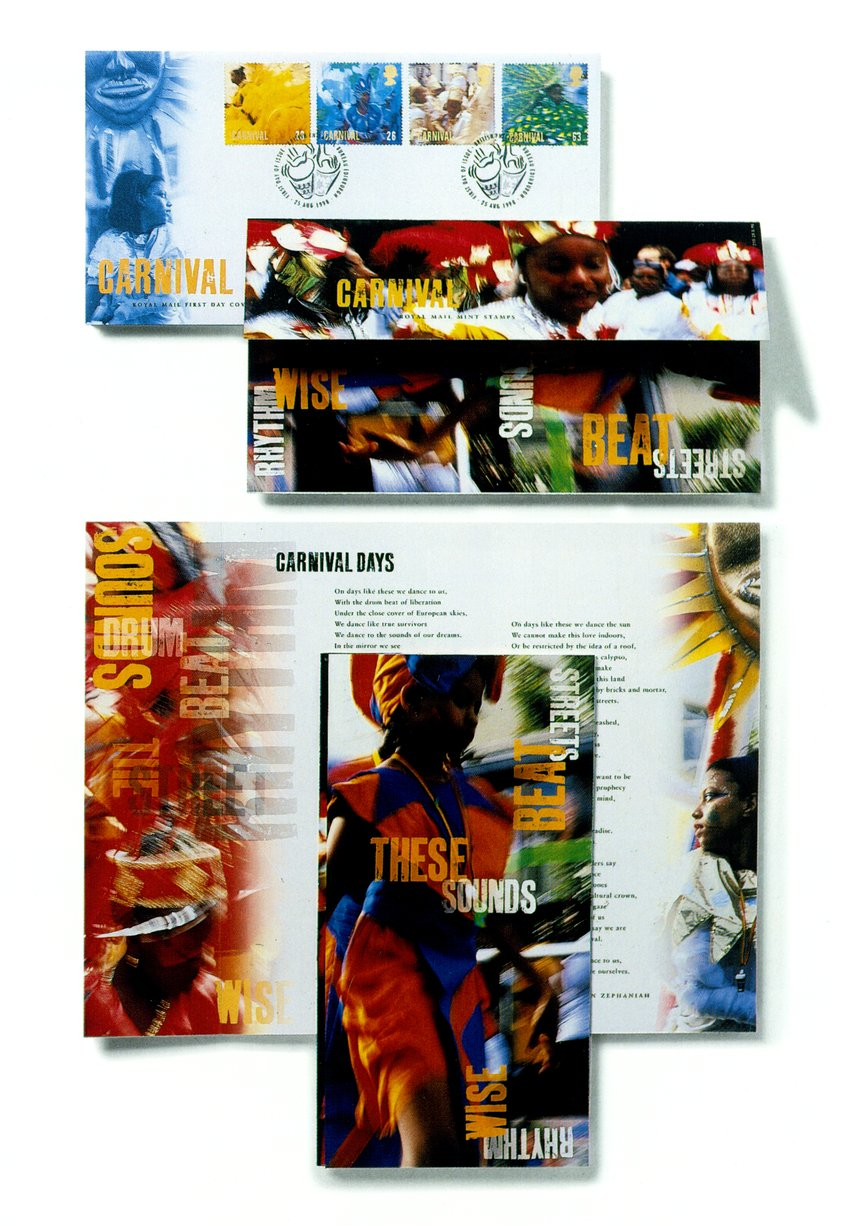 Carnival Ð First Day Cover & Pack