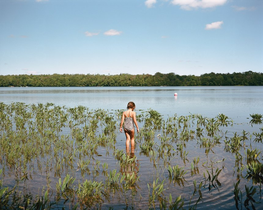 Katherine Needles: Time at The Lake