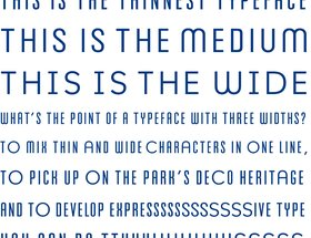 Pleasure Beach Typeface