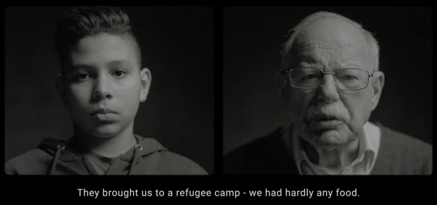 UNICEF | The Shared Story of Harry and Ahmed