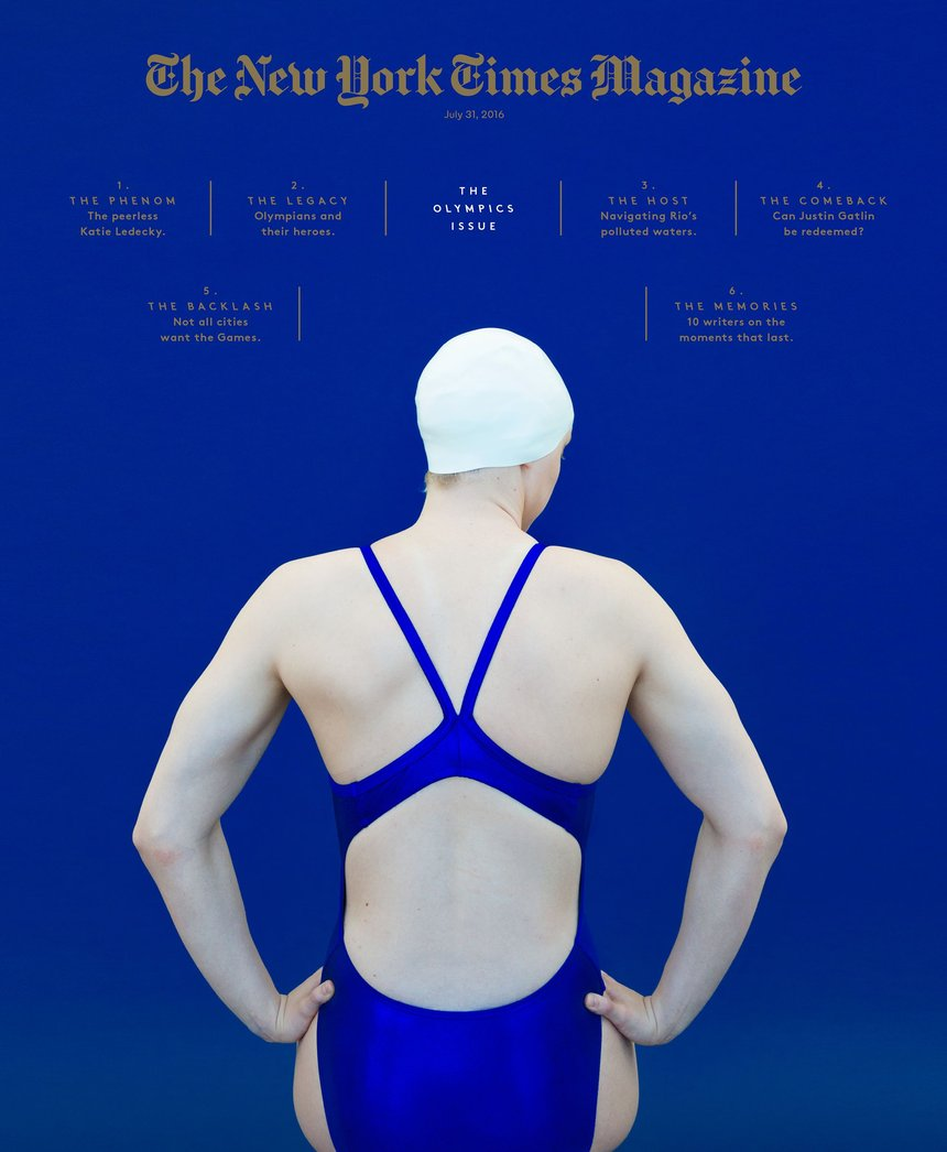 The New York Times Magazine / Covers