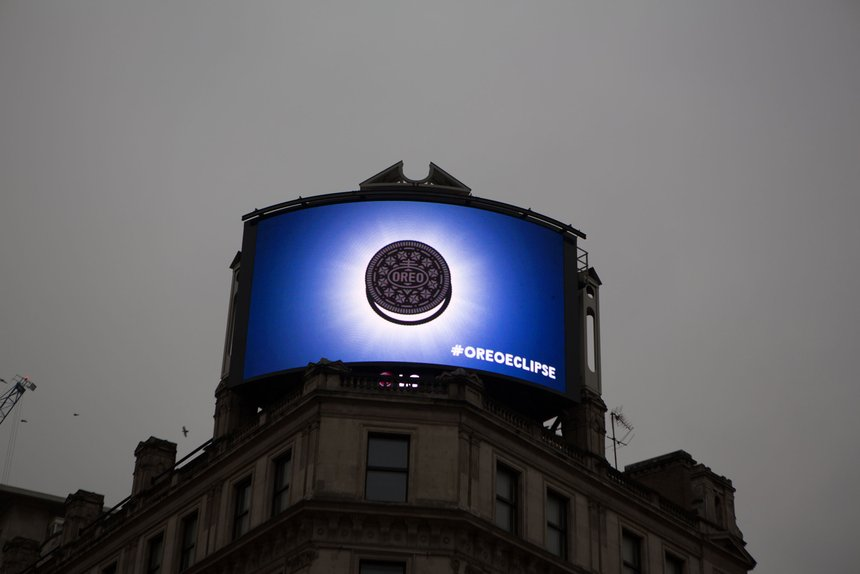 The Oreo Eclipse
