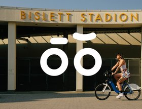 Visual Identity for Oslo City Bike