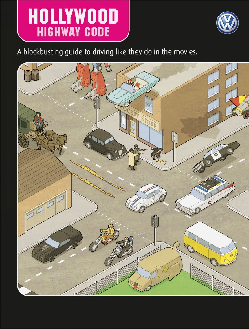 Hollywood Highway Code