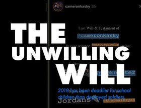 The Unwilling Will