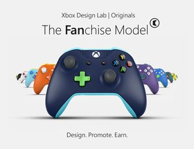 Xbox Design Lab Originals: The Fanchise Model