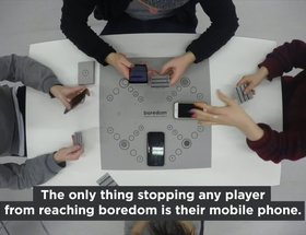 Boredom - The Bored Game