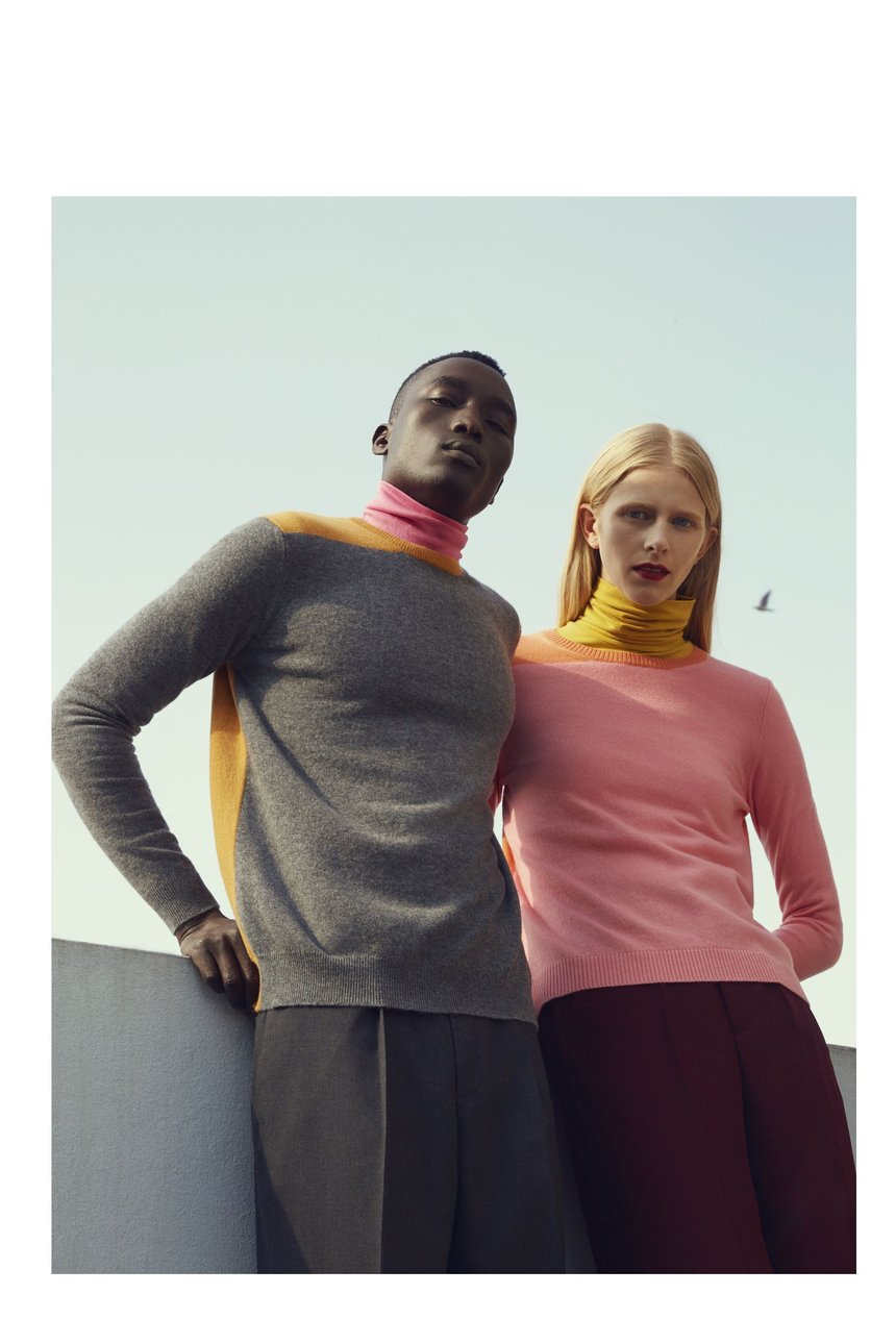 Unmade : Unique knitwear that redefines personal.