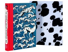 The Folio Society edition of 'The Hundred and One Dalmatians' by Dodie Smith