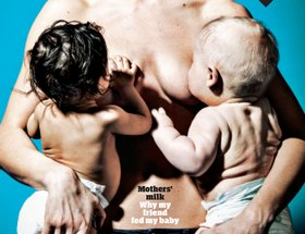 The Guardian Weekend Magazine: Mothers' milk