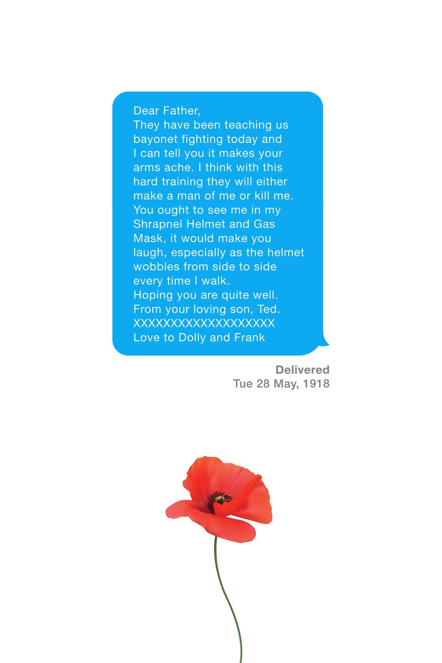 Texts From The Trenches