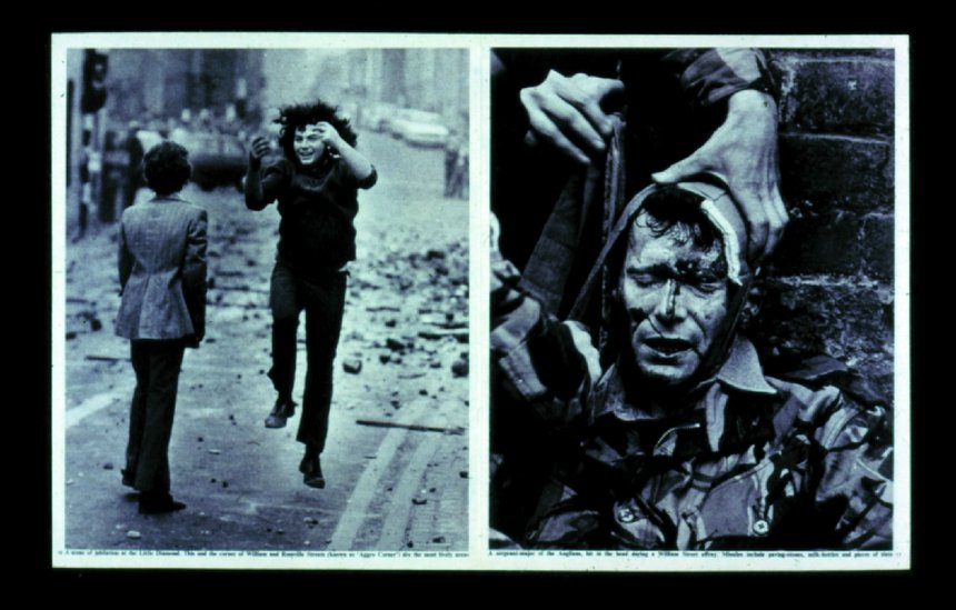 Sunday Times Magazine - The Troubles
