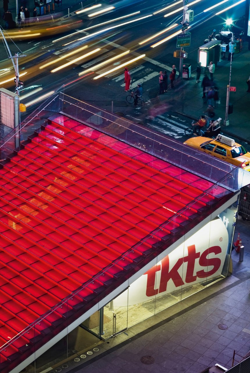 TKTS and Redevelopment of Father Duffy Square