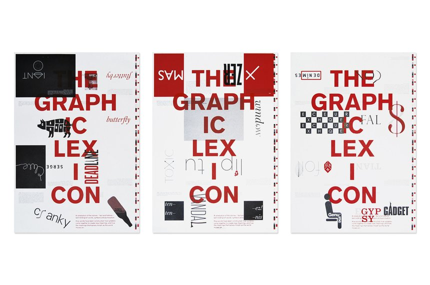 The Graphic Lexicon Poster Series