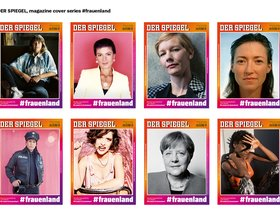 Der Spiegel – Women's Issue