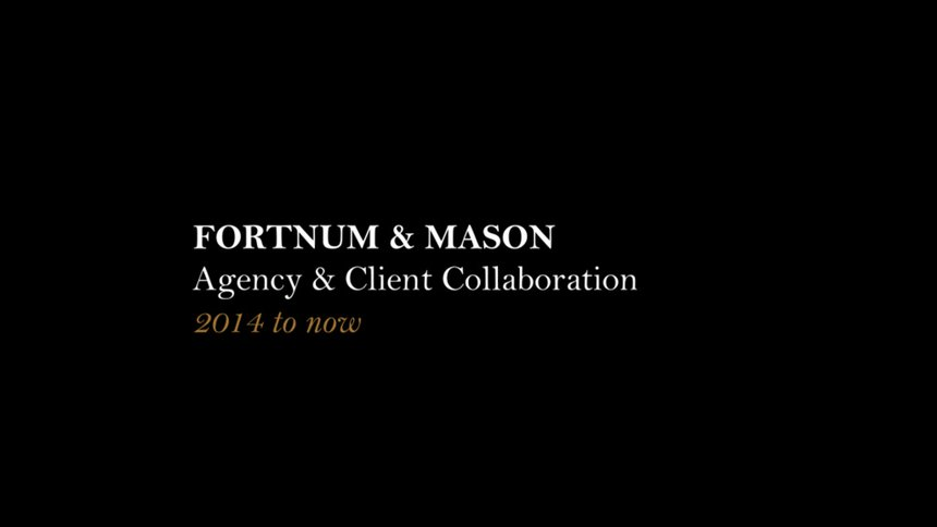 Design Bridge and Fortnum & Mason