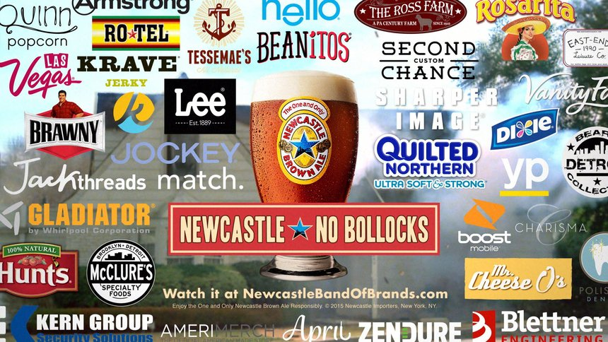Newcastle Band of Brands
