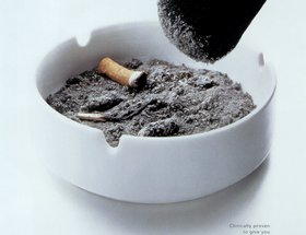 Ash Tray/Face Pack/Cream/Powder