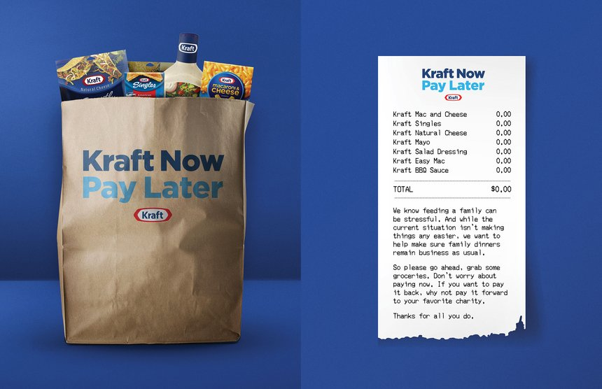 Kraft Now Pay Later