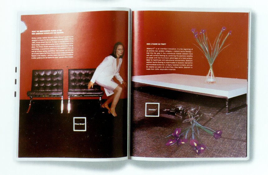 Interface 1999 Annual Report