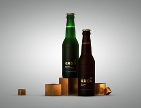Krone (Crown) Beer