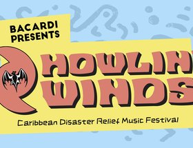 Bacardi Howlin' Winds Hurricane Relief Music Festival