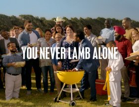 You Never Lamb Alone